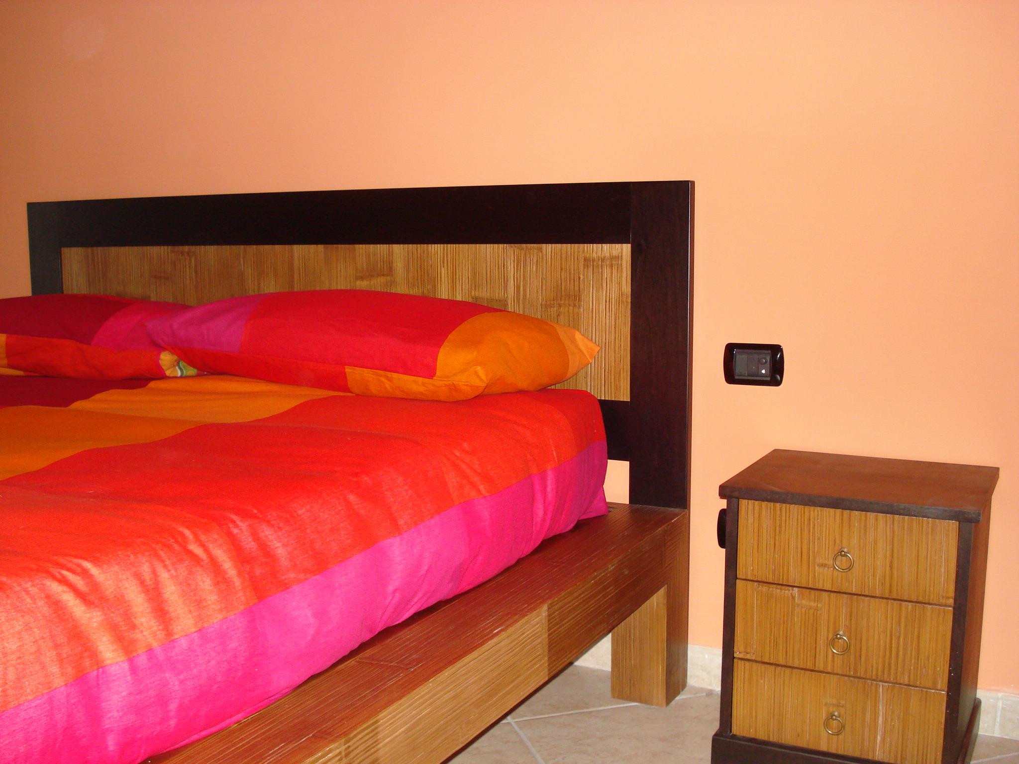 Muller muller centro rattan fabbrica artigianale - Camere da letto in legno naturale ...