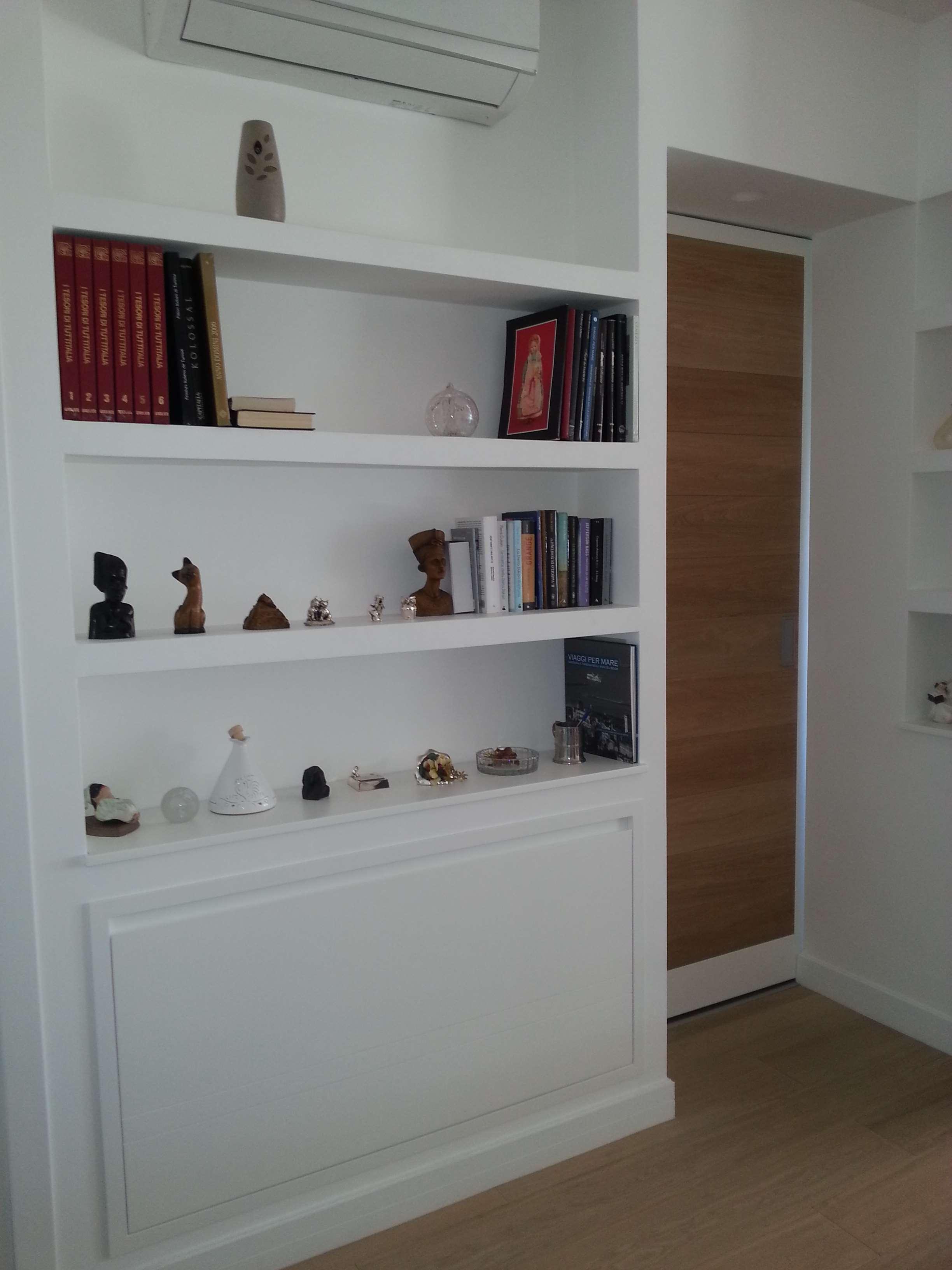 Muller muller centro rattan fabbrica artigianale for Librerie pareti attrezzate